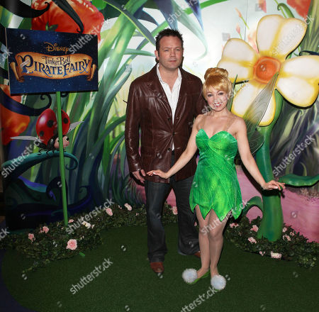 Jamie Rickers attends a special VIP screening of of the new Disney animation Tinker Bell and the Pirate Fairy. . Opening in cinemas on February 14th. credit: Jon Furniss