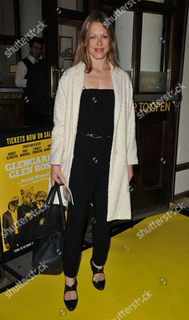 Editorial image of 'Glengarry Glen Ross' press night, Playhouse Theatre, London, England, UK - 09 Nov 2017