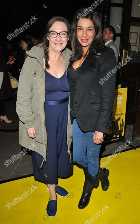Editorial photo of 'Glengarry Glen Ross' press night, Playhouse Theatre, London, England, UK - 09 Nov 2017