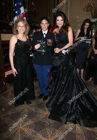 Lauren Meister, Megan Leavey, Lisa Vanderpump-Todd
