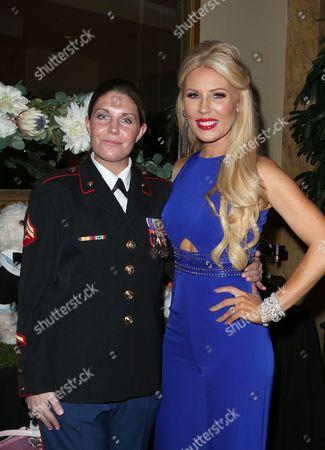 Megan Leavey, Gretchen Rossi