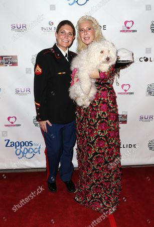 Editorial picture of 2nd Annual Vanderpump Dog Foundation Gala, Los Angeles, USA - 09 Nov 2017