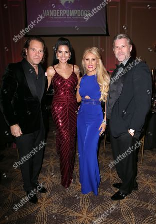 Michael Ohoven, Joyce Giraud, Gretchen Rossi, Slade Smiley