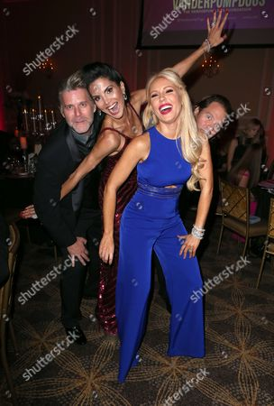 Stock Picture of Slade Smiley, Michael Ohoven, Joyce Giraud, Gretchen Rossi
