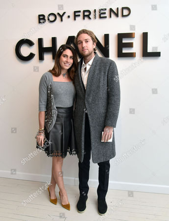 Editorial image of Chanel celebrates the launch of The Coco Club, a Boy-Friend watch event, Arrivals, New York, USA - 10 Nov 2017