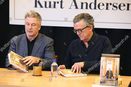 Alec Baldwin & Kurt Andersen