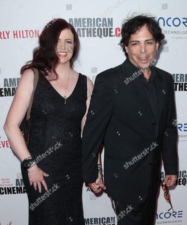 Editorial photo of American Cinematheque Awards, Arrivals, Los Angeles, USA - 10 Nov 2017