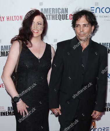 Editorial image of American Cinematheque Awards, Arrivals, Los Angeles, USA - 10 Nov 2017
