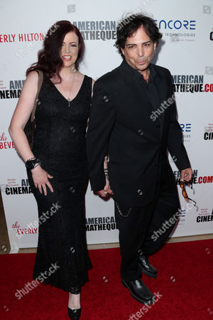 Editorial picture of American Cinematheque Awards, Arrivals, Los Angeles, USA - 10 Nov 2017