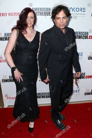 Richard Grieco and wife