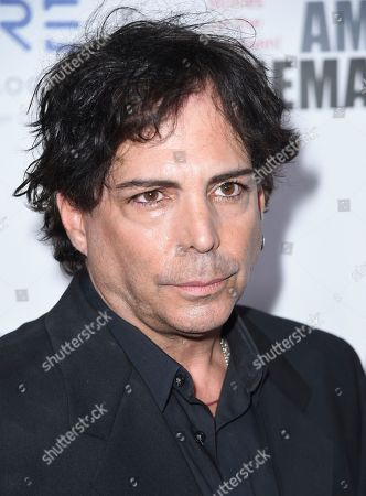 Richard Grieco arrives at the 31st annual American Cinematheque Award at the Beverly Hilton Hotel, in Beverly Hills, Calif