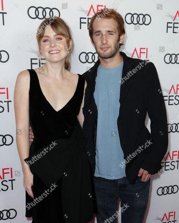 Lorraine Nicholson and Hopper Jack Penn