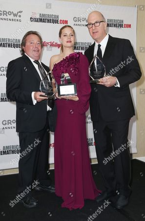 Editorial image of American Cinematheque Awards, Inside, Los Angeles, USA - 10 Nov 2017