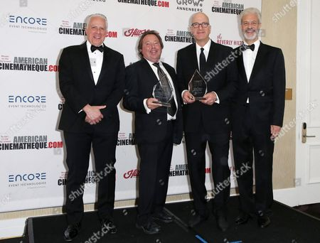 Editorial photo of American Cinematheque Awards, Inside, Los Angeles, USA - 10 Nov 2017