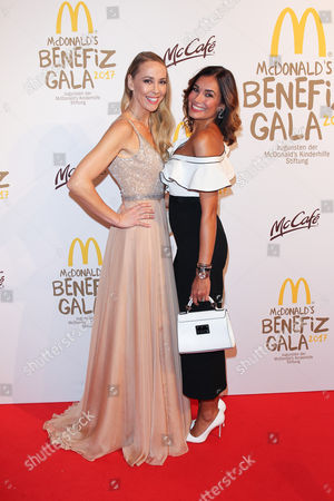 Editorial image of McDonald's Charity Event, Munich, Germany - 10 Nov 2017