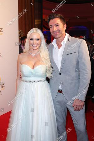 Daniela Katzenberger and Ehemann Lucas Cordalis