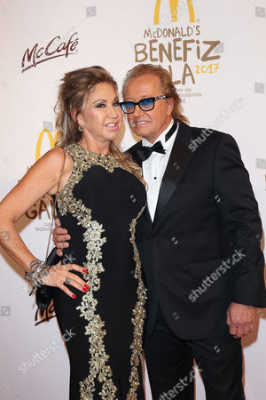 Stock Picture of Robert and Carmen Geiss