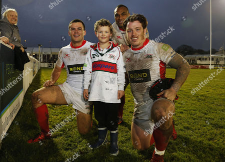 Editorial photo of Plymouth Albion v Ampthill, UK 11th Nov 2017