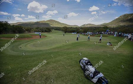 Editorial photo of South Africa Nedbank Golf Challenge, Sun City - 11 Nov 2017