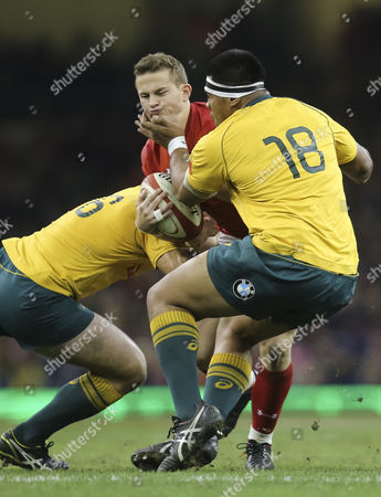 Editorial image of Wales v Australia, Under Armour Series 2017 - 11 Nov 2017