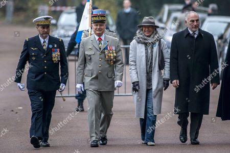General Chavancy, Florence Verney-Carron, Georges Kepenekian