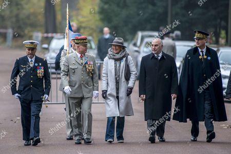General Chavancy, Florence Verney-Carron, Georges Kepenekian, Stephane Bouillon