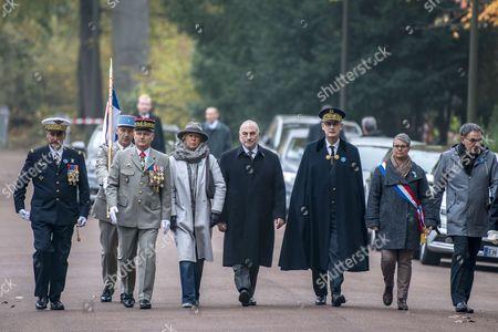 General Chavancy, Florence Verney-Carron, Georges Kepenekian, Stephane Bouillon, David Kimelfeld