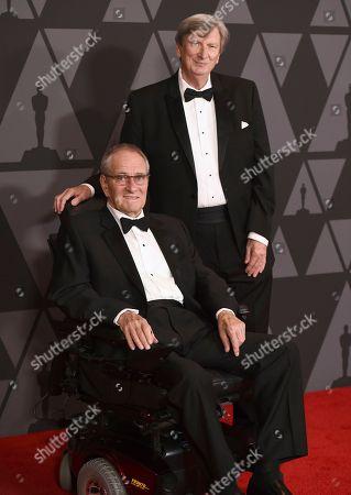 Editorial photo of 2017 Governors Awards - Arrivals, Los Angeles, USA - 11 Nov 2017
