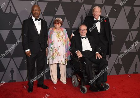 Editorial image of 2017 Governors Awards - Arrivals, Los Angeles, USA - 11 Nov 2017