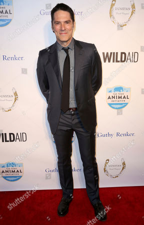 "Stock Picture of Thomas Gibson arrives at the ""An Evening with WildAid"" event at The Beverly Wilshire, in Beverly Hills, Calif"