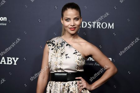 Denise Vasi attends the 6th Annual Baby2Baby Gala honoring Gwyneth Paltrow at 3Labs, in Culver City, Calif