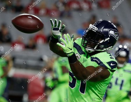 Seattle Seahawks strong safety Kam Chancellor (31) during an NFL football game against the Arizona Cardinals, in Glendale, Ariz