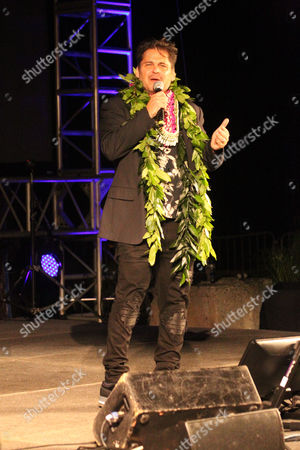 Editorial image of Entertainment Hawaii Five-0 Sunset on the Beach, Honolulu, USA - 11 Nov 2017