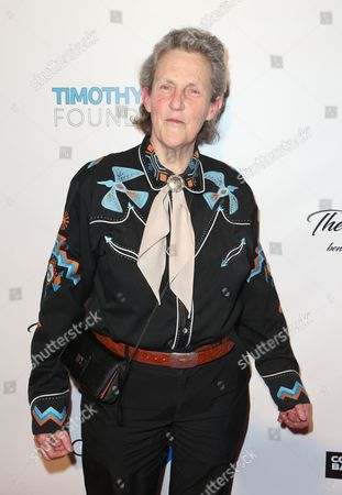 Stock Picture of Temple Grandin