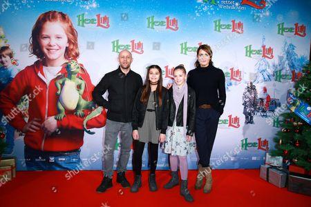 Juergen Vogel, Aleyna Obid, Hedda Erlebach, and Anja Kling