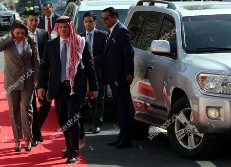 Stock Image of Prince Faisal bin Hussein
