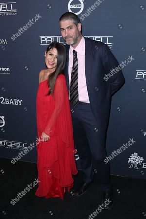 Editorial picture of Baby2Baby Gala, Arrivals, Los Angeles, USA - 11 Nov 2017