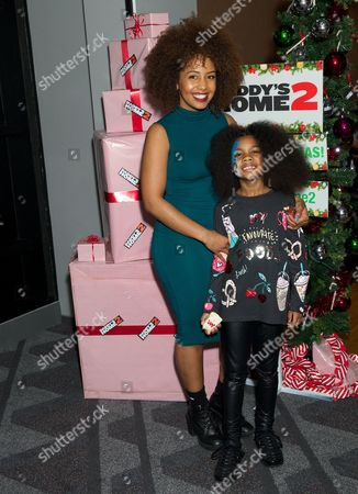 Stock Image of Jade Avia & Alexia Gordon (Niece)