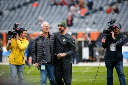 Editorial picture of Packers Bears Football, Chicago, USA - 12 Nov 2017