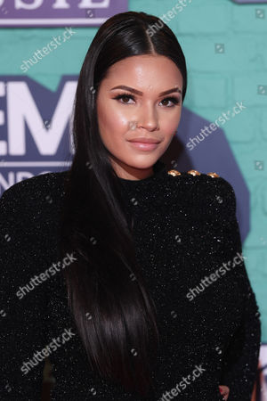 Editorial photo of 24th MTV Europe Music Awards, Arrivals, SSE Arena Wembley, London, UK - 12 Nov 2017