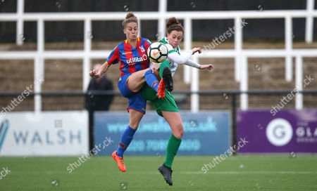 Editorial picture of Crystal Palace Ladies v Chichester City Ladies, London - UK - 12 Nov 2017