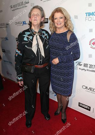 Temple Grandin, Mary Hart