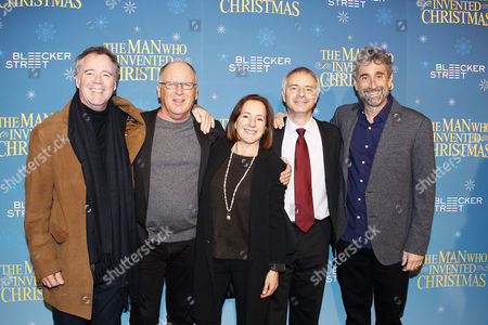 Ian Sharples, Robert Mickelsen, Paula Mazur, Mitchell Kaplan