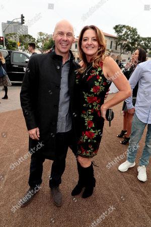 Stewart Cook, Jennifer Magee-Cook, Co-Producer,