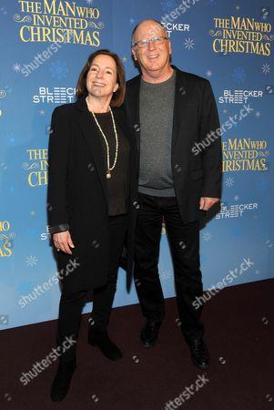 Paula Mazur and Robert Mickelsen