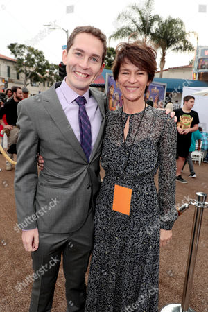 Timothy Reckart, Director, Kristine Belson, President, Sony Pictures Animation,