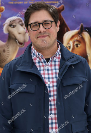 "Rich Sommer arrives at the LA Premiere of ""The Star"" at The Regency Village Theatre, in Los Angeles"