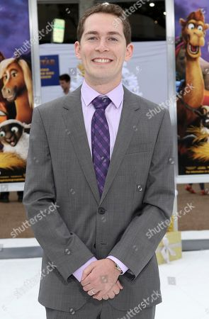 "Director Timothy Reckart arrives at the LA Premiere of ""The Star"" at The Regency Village Theatre, in Los Angeles"