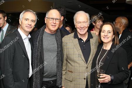 Ian Sharples, Robert Mickelsen, Christopher Plummer, Paula Mazur
