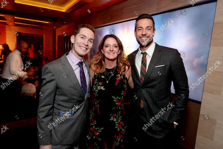 Timothy Reckart, Director, Jennifer Magee-Cook, Co-Producer, Zachary Levi